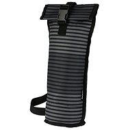 PackIt Wine Bag pruhovaný šedý - Tasche
