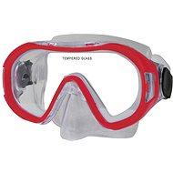 Calter Potápěčská maska Kids 168P, červená - Potápěčské brýle