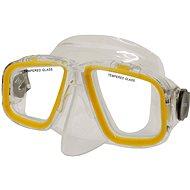 Calter Potápěčská maska Senior 229P, žlutá - Potápěčské brýle