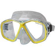Calter Potápěčská maska Junior 276P, žlutá - Potápěčské brýle