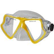 Calter Potápěčská maska Senior 282S, žlutá - Potápěčské brýle
