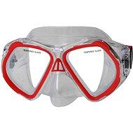 Calter Potápěčská maska Junior 4250P, červená - Potápěčské brýle