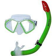 Calter Potápěčský set Senior S09+M283 P+S, zelený - Sportovní set