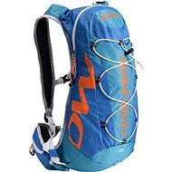 One Way Hydro Back Bag 15L Blue-Orange - Batoh