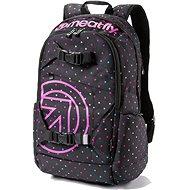 Meatfly Basejumper 3 Backpack, E - Městský batoh