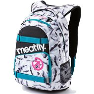 Meatfly Exile Backpack, H