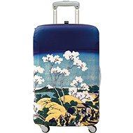 LOQI Hokusai - Fuji from Gotenyama - Obal na kufr