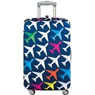 LOQI Airport - Airplane - Kofferschutzhülle