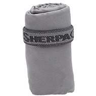 Sherpa Dry Towel grey S - Handtuch