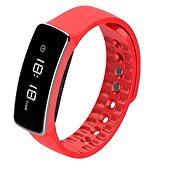 CUBE1 Smart band H18 Red - Fitness náramek