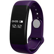 CUBE1 Smart band H30 Purple - Fitness náramek