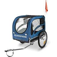 Duramaxx King Rex modrý - Vozík za kolo