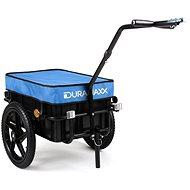 Duramaxx Big Blue Mike - Vozík za kolo