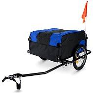 Duramaxx Mountee modrý - Vozík za kolo