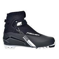 Fischer XC Comfort Pro Black Silver - Men's cross-country shoes