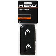 Head Wristband 2.5¨ černá - Potítko