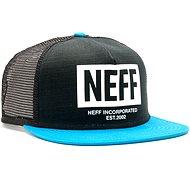 Neff Corpo Trucker, Blue ocean