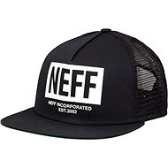 Neff Corpo Trucker, White Black