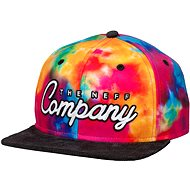 The Company Neff Cap, Tie dye
