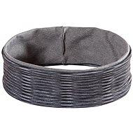 Prana Reversible Headband Charcoal ziggie size UNI