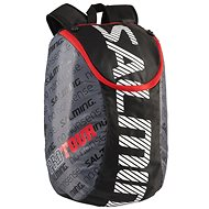 Salming ProTour backpack black / red - Batoh