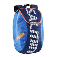 Salming ProTour backpack navy / orange - Batoh