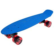 "Retro Sulov Venedig blau-rot vel. 22 "" - Kunststoff-Skateboard"