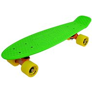 """Sulov Speedway neon grünlich-gelb vel. 22 """" - Kunststoff-Skateboard"""
