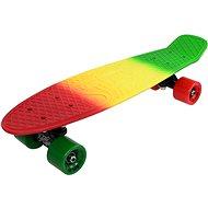 "3C Sulov Jamaika vel. 22 "" - Kunststoff-Skateboard"