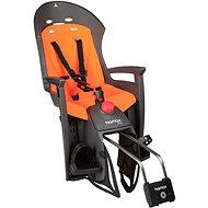 Hamax Siesta sivá / oranžová - Detská sedačka na bicykel