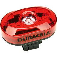 Duracell světlo zadní 5 × LED - Světlo na kolo