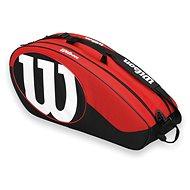 Wilson Match II 6PK BAG BKRD - Sportovní taška