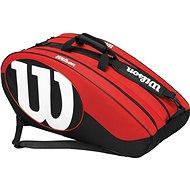Wilson Spiel II 12PK BAG BKRD - Sporttasche