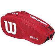 Wilson Team II 6PK BAG RD - Sportovní taška