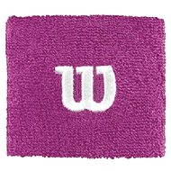 Wilson W Wristband Rose Viole - Wristband
