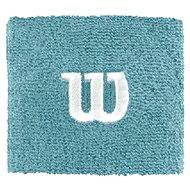 Wilson W Wristband Aqua OSFA - Wristband