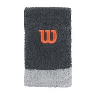 Wilson W Extra Wide Armband Dk Gray / PEAR OSFA - Sportaccessoires