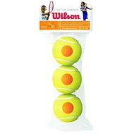 Wilson STARTER PACK ORANGE tball 3 - Tennisball