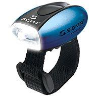 Sigma Micro Blau / Scheinwerfer weiße LED - Fahrradlicht