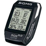 Sigma Rox 11.0 GPS Set černá - Cyklocomputer