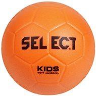 Select Kids Handball Soft - orange velikost 00 - Házenkářský míč