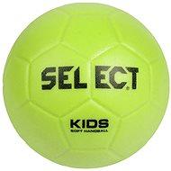 Select Kids Handball Soft - lime velikost 0 - Házenkářský míč