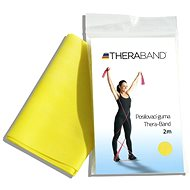 Thera-Band 2 m gelb - Fitness Gummiband
