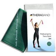 Thera-Band 2m zelená - Posilovací guma