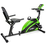 Klarfit Relaxbike 5G green - Bicycle trainer