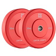 Capital Sports Nipton Bumper Plates 25