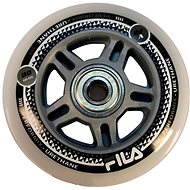 Wheelset 80mm / 82a + ABEC 5 - Set