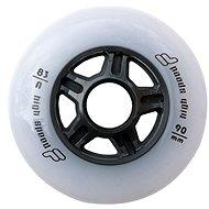 Wheel nut 90mm / 83a white - Set