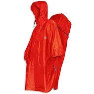 """Cape XL Männer"""", rot, eingegeben - Poncho"""