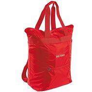 Markt-Tasche, rot, eingegeben - Einkaufstasche